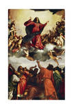 The Assumption Giclee Print by  Titian (Tiziano Vecelli)