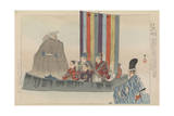 Tôsen, 1898 Giclee Print by Tsukioka Kogyo