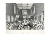 House of Lords Giclee Print by Thomas Hosmer Shepherd