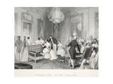 Buckingham Palace Giclee Print by Thomas Hosmer Shepherd
