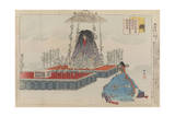 Makwa Jidô, 1904 Giclee Print by Tsukioka Kogyo