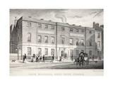 Lock Hospital Giclee Print by Thomas Hosmer Shepherd