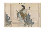 Tomoe, 1901 Giclee Print by Tsukioka Kogyo