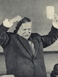 Nikita Khrushchev Photographic Print
