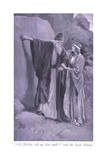 """O, Merlin Tell Me That Spell!"" Said the Lady Niume Giclee Print by William Henry Margetson"