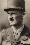 General Leclerc Photographic Print