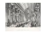Egyptian Hall Giclee Print by Thomas Hosmer Shepherd