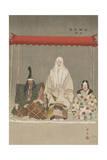 Ikaru Kazuki Giclee Print by Tsukioka Kogyo