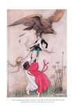The Compassionate Children Giclee Print by Warwick Goble