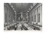 Freemason's Hall Giclee Print by Thomas Hosmer Shepherd