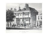 The Old Queen's Head Giclee Print by Thomas Hosmer Shepherd
