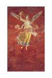 Winged Victory with Tripod Giclee Print