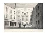 Apothecaries' Hall Giclee Print by Thomas Hosmer Shepherd
