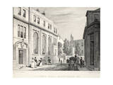 Cooper's Hall Giclee Print by Thomas Hosmer Shepherd