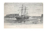 The Fox Leaving Beachey Island, 1859 Giclee Print by Walter William May