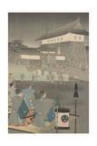 Chiyoda, 1897 Giclee Print by Toyohara Chikanobu