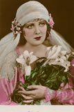 Billie Dove, American Film Actress Photographic Print
