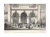 Burlington Arcade Giclee Print by Thomas Hosmer Shepherd