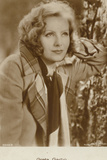 Greta Garbo Reproduction photographique