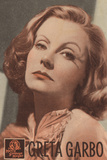 Greta Garbo, Swedish Actress and Film Star Photographic Print
