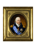 Portrait De Louis Xviii, King of France Giclee Print by Stefano Bianchetti