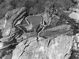Red Rocks Ampitheater Follows Contours of Surrounding Cliffs Photographic Print by Charles Rotkin