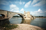 St. Benezet Bridge Photographic Print by Charles Rotkin