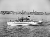 The Governor Elisha P. Ferry Sailing in Puget Sound Photographic Print by Ray Krantz