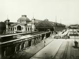 Grand Union Railway in Germany Photographic Print