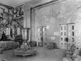 Grand Salon of SS Normandie Photographic Print