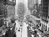 Times Square in New York City Photographic Print