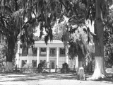 Jackson Plantation Home Photographic Print by Marion Post Wolcott