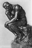 The Thinker Photographic Print