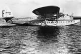View of Seaplane Lieutenant De Vaisseau Paris Photographic Print