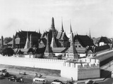 Emerald Buddha Grand Palace Photographic Print