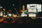 Night Views of Las Vegas Strip Photographic Print