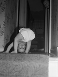 Flexible Baby Photographic Print by Philip Gendreau