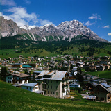 View of Cortina Photographic Print by Philip Gendreau