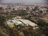Aerial of Japanese Imperial Palace Photographic Print by Charles Rotkin