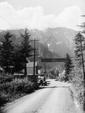 Road to Hyder, Alaska Photographic Print by Ray Krantz