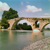 Bridge Built by the Turks Photographic Print by Philip Gendreau