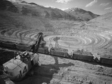Bingham Canyon Open Pit Mine Photographic Print by Charles Rotkin