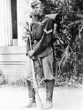 Corporal J.P. Goodliff Photographic Print