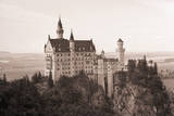 Germany's Neuschwanstein Castle Photographic Print by Philip Gendreau
