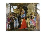 Adoration of the Magi by Sandro Botticelli Giclee Print