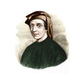 Portrait of Leonardo Fibonacci Giclee Print by Stefano Bianchetti