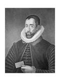 Portrait of Sir Francis Walsingham Giclee Print