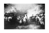 General Cornwallis and George Washington Giclee Print