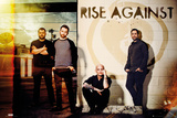 Rise Against - Line Up Photo