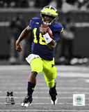 Denard Robinson University of Michigan Wolverines 2012 Spotlight Action Photo